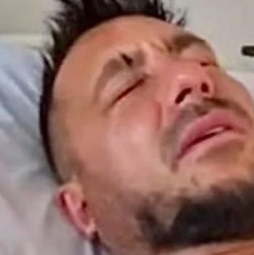 Константин по спешност в болница-Състоянието му не е добро-Снимки