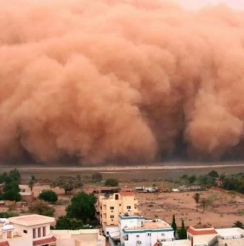 Гръцки метеоролози алармират-Към България се носи нещо страшно!