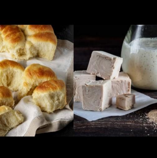 Домашна мая за хляб - 100% гаранция за най-пухкавите питки и хлебчета: