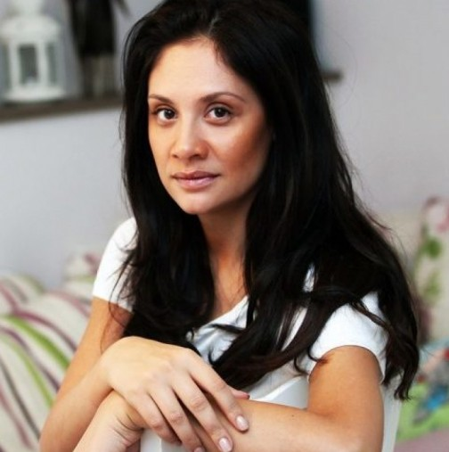 Няма да повярвате колко много порасна дъщерята на Мариана Попова (снимка)