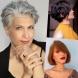 Атрактивни летни прически за къса коса (Снимки):