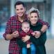 Синът на Поли Генова стана на 2 годинки - вижте порасналия сладурко и звездните му гости (Снимки):