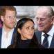 Изплува истинската причина Меган Маркъл да не отиде на погребението на принц Филип (Снимки):