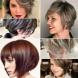 Боб прическа на етажи за къса коса 2021-Грандиозни идеи за тези, които искат да освежат лицето си