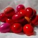 Червени яйца без химия - най-ярките природни бои, с които да ги направите от цикламени до тъмночервени: