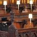 Снимката на Елизабет Втора от погребението, която разтърси света