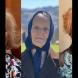 86-годишна баба взриви Интернет, след като внукът ѝ реши да я гримира по време на карантината (Снимки):