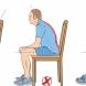 6 упражнения за облекчаване на болката в кръста