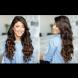 Как да направите косата си на големи къдрици за 5 минути (Видео)