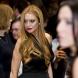 Актрисата Линдзи Лоън изгуби половината от палтото си