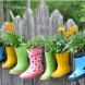 Супер идеи за пролетна градина