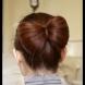 Как се прави панделка от коса? (Видео)