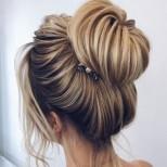 23 стилни и класически прически за прибрана коса (Галерия)