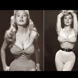 Тя е единствената жена с идеални пропорции: жените й завиждаха, а мъжете копнееха за нея (Снимки):