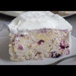 Торта, по-добра от сладолед за лятото! 15 минутки и си я направил и преполовил: