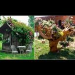 19 цветни бижута за градината, които да създадеш от подръчни материали - балсам за окото! (Снимки):