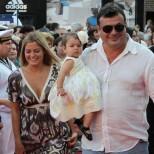 София, дъщерята на Иван Ласкин и Алекс Сърчаджиева порасна! Няма да я познаете - /СНИМКИ/