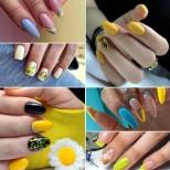 Жълти маникюри в тенденция-Да повикаме лятото!