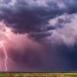 Седем области с жълт код за гръмотевични бури утре