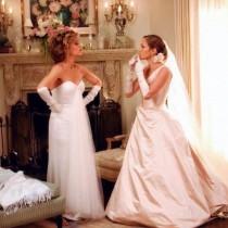 На сватбата всички се възхищаваха на свекървата, а не на булката-Ето цялата история!