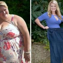 Жената, която стопи 90 килограма с минимална промяна в храненето си-Ето с какво се е хранила!
