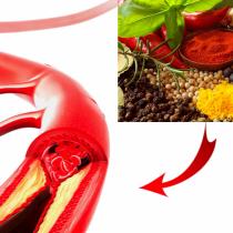 10 храни, които разреждат кръвта и предотвратяват образуването на кръвни съсиреци