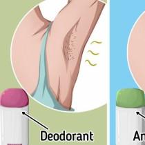 10 навика, които правят дезодоранта ви неефективен и се изпотявате прекалено много