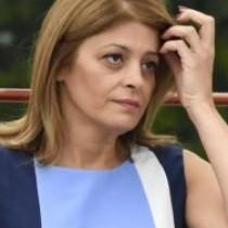 Първа снимка на Деси Радева след операцията (снимка)