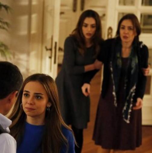 Утре в Безмилостен град-Агях опитва да се помири със сина си, Джерен отново прави опит да изгони сестра си