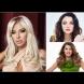 Андреа, Диляна, Михаела - вижте родните топ-красавици като абитуриентки (Снимки):