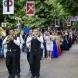Ето ги и красивите рокли на абитуриентките от Сандански-Видео