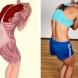 18 упражнения, които показват точно кои мускули се разтягат (снимки)
