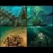 Вижте загадъчната китайска Атлантида, погълната от водата (Уникални снимки):