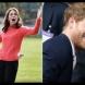 Кралското семейство в смешни пози (Галерия):