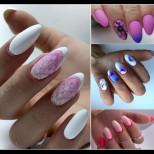 Цветен коктейл върху ноктите! 23 феерични маникюра ще оцветят лятото (Снимки):