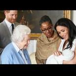 Ето реакцията на кралското семейство след раждането на дъщерята на Меган и Хари (Снимки):