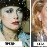 12 актриси, изиграли фатални жени, днес (Снимки):