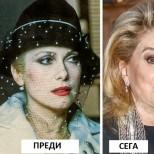 Как изглеждат днес 12 емблематични актриси, изиграли фатални жени (Снимки):