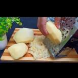 Бомбастичен картофен деликатес с кашкавал, готов за 10 минути: услажда се и на най-претенциозните!