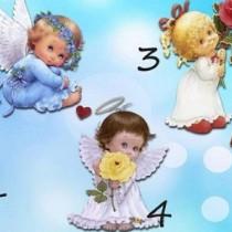Изберете ангел и вижте какво ще ви се случи-АНГЕЛ НА ЛЮБОВТА, АНГЕЛ НА ДОБРИТЕ НОВИНИ