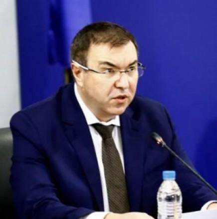 Бившият Министър на здравеопазването, проф. Ангелов ще остане в историята с култова снимка
