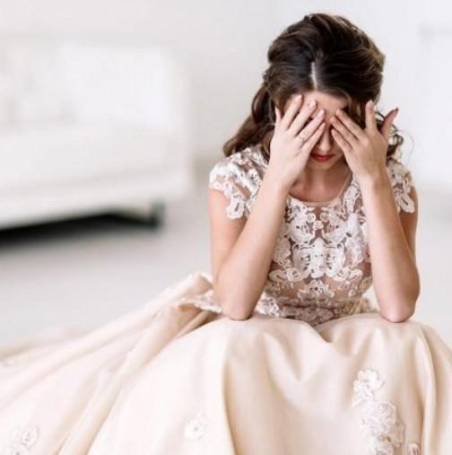 Булка отмени собствената си сватба, когато научи за долните номера на майка си