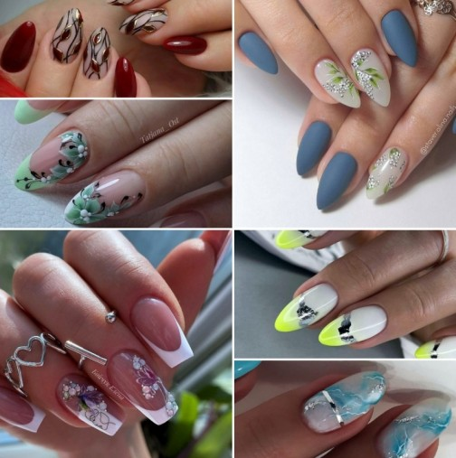 Модерно е да бъдеш с тези ярки нокти за сезона