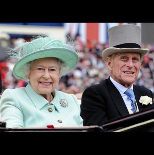 Кралица Елизабет разплака света със затрогващ жест към покойния принц Филип (Снимки):
