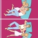 Как спите с мъжа си, позата разкрива в каква фаза е връзката ви и какви са чувствата ви