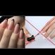 Как да си направиш идеален френски маникюр сама за 5 минути - перфектна форма без лентички! (Видео)