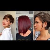 Модерни палитри за БРЮНЕТКИ - вълшебните цветове в косите на лятото (Снимки):