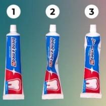 Кажете как изстисквате пастата за зъби и аз ще ви кажа какъв човек сте! Абсолютно точен тест!