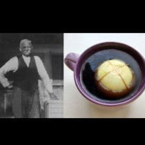 Дядо цепна глава лук и я пусна в горещия чай - и до днес правя като него и действа винаги!