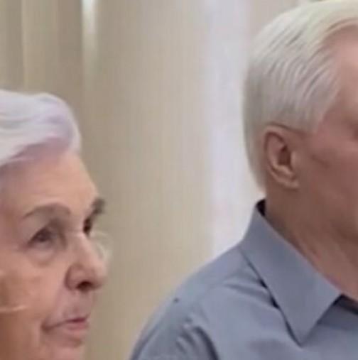 Майка ми е на 73-Сега се омъжва и ми се иска да ѝ кажа, че това не е нормално, но така ли е наистина